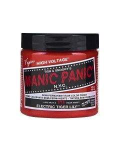 Manic Panic High Voltage Classic Hair Colour Electric Tiger Lily 118ml