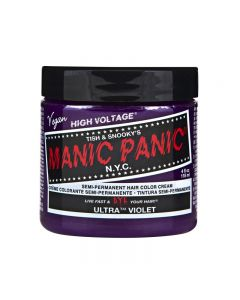 Manic Panic High Voltage Classic Hair Colour Ultra Violet 118ml