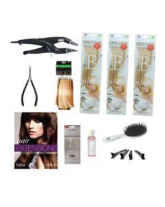 Balmain Professional Starter Hair Extension Kit for Colour and Design UK