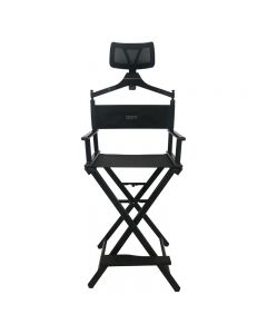 Lotus Make Up Chair With Head Rest- The PRO Collection