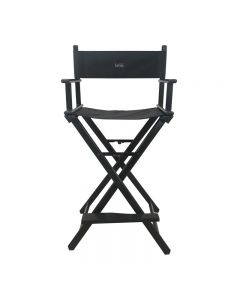Lotus Make Up Chair Without Headrest Black - The PRO Collection