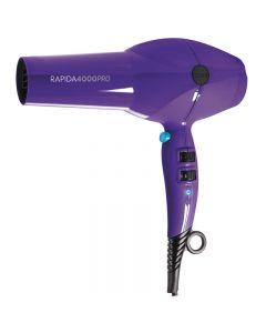 Diva Rapida 4000 Pro Violet Hairdryer