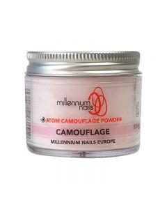 Millennium Atom Camouflage Acrylic Powder Camouflage 50g