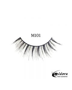 Eldora Multi-Layered Strip Lashes M101