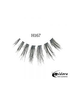 Eldora Strip Lashes H167