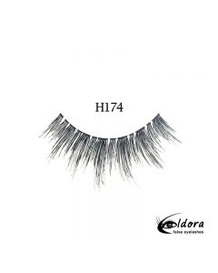 Eldora Strip Lashes H174