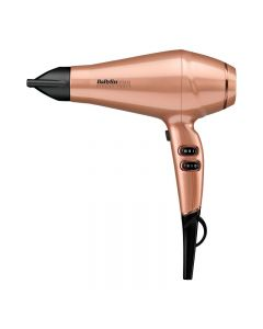 BaByliss PRO Keratin Lustre Dryer Rose Gold