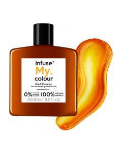 infuse My. Colour Shampoo Gold 250ml