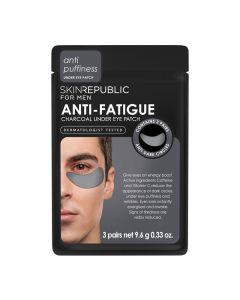 Skin Republic Mens Caffeine Under Eye Patches 3 Pairs