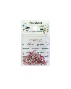 Swarovski Crystals for Nails Pink Mix x 250