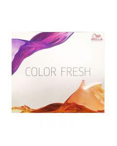 Wella Color Fresh Shade Chart
