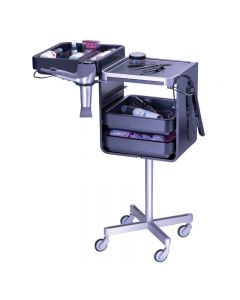 Wellaboy III Trolley Anthracite & Silver