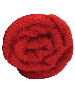 Lotus Pop Shots Hair Towels Red x12
