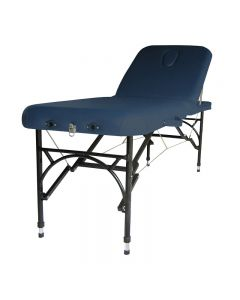 """Affinity Marlin Massage Table 25"""" Navy"""