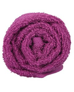 Lotus Classic Hair Towel Cranberry x12