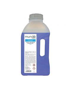 Mundo Nail Plate Cleanser Refill 2 litre