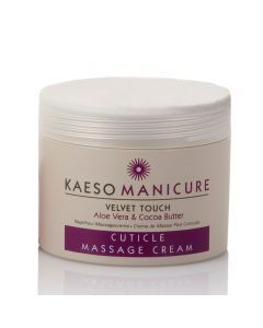 Kaeso Velvet Touch Cuticle Massage Cream 450ml