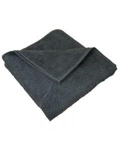 Luxury Egyptian Black Bath Sheet 100 x 150cm Towel
