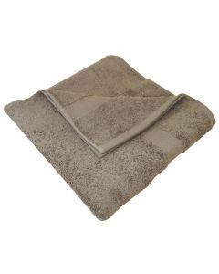 Luxury Egyptian Chocolate Face Towel 30 x 30cm