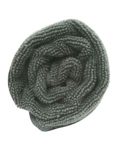 Lotus Microfibre Hair Towel Pewter x12