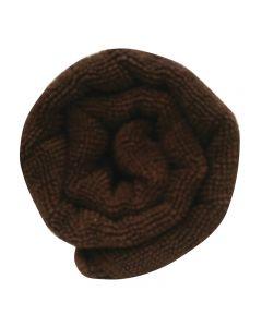 Lotus Microfibre Hair Towel Bitter Chocolate x12