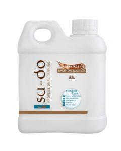 Su-do Advantage 9 Spray Tanning Solution 8% 1 Litre