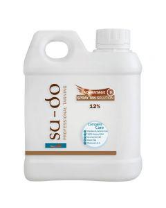Su-do Advantage 9 Spray Tanning Solution 12% 1 Litre