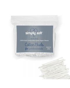 Paper Stemmed Cotton Buds x 200
