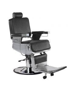 Lotus Raleigh Barber Chair Black