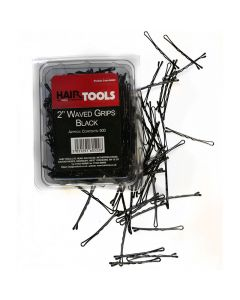 "Hair Tools 2"" Triple Wave Grips (Box of 500)"