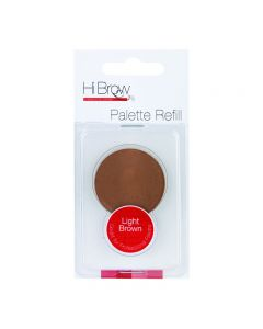Hi Brow Powder Palette Refill Light Brown 2.7g