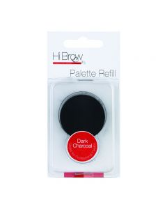 Hi Brow Powder Palette Refill Charcoal 2.7g