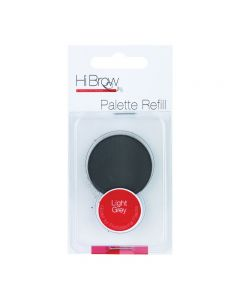 Hi Brow Powder Palette Refill Light Grey 2.7g
