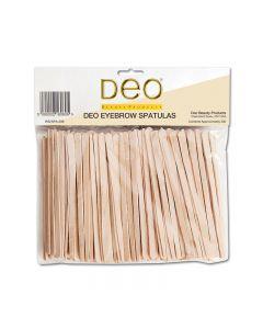 Deo Eyebrow Spatulas x 200