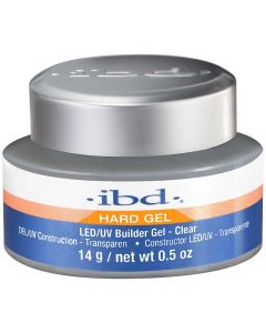 IBD LED/UV Builder Gel Clear 0.5oz / 14g