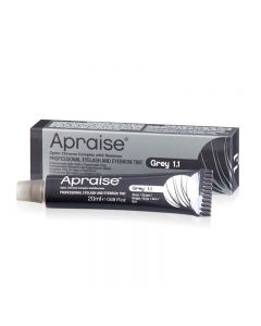 Apraise Eyelash + Eyebrow Tint 1.1 Grey 20ml