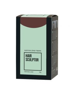 Hair Sculptor Hair Building Fibres Dark Brown 25g