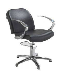 REM Evolution Backwash Chair Black
