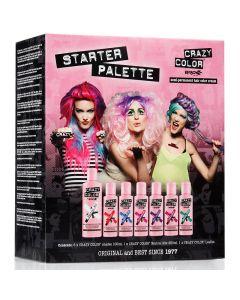 Crazy Color Starter Palette Kit