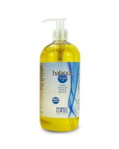 Purple Flame Balance Therapeutic Massage Oil 500ml