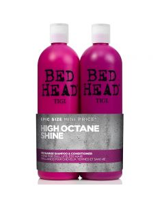 TIGI Bed Head Superfuel Recharge Shampoo & Conditioner Tween Duo Pack 750ml