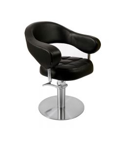 Lotus Corby Styling Chair Black