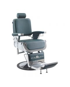 REM Emperor Barber Chair with Upholstery Options