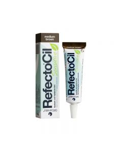 RefectoCil Sensitive Lash & Brow Tint Medium Brown 15ml