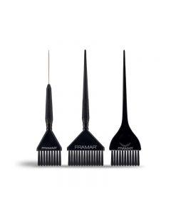Framar Tint Brush Family Pack x3 Black