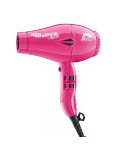 Parlux Advance Light Ionic + Ceramic Pink Hairdryer (2200w)