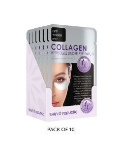 Skin Republic Collagen Under Eye Patch 3 Pairs 18g Pack of 10