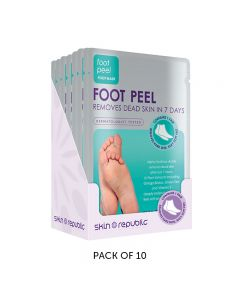 Skin Republic Foot Peel Mask 40g Pack of 10