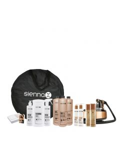 Sienna X Professional Tan Kit Package