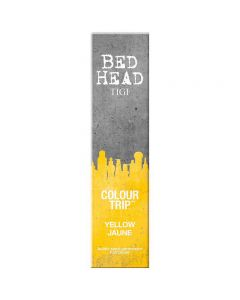 TIGI Bed Head Colour Trip Yellow 90ml